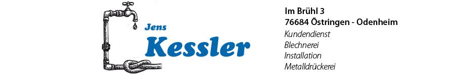 Blechnerei Kessler Banner